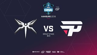 Pain Gaming vs Mineski, ESL  One Hamburg, bo2, game 2 [eiritel]