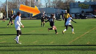 Kaitlyn\'s Soccer Highlights