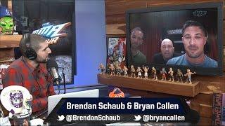 Brendan Schaub, Bryan Callen, and Joe Rogan Join The MMA Hour by MMA Fighting