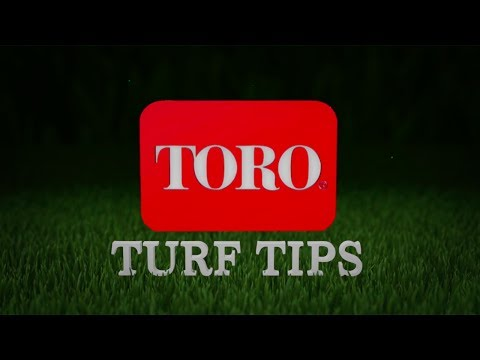 Video: 2017 Toro Turf Tips: Fertilizer and Weed Control