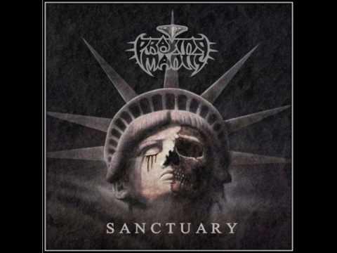 Praying Mantis - Sanctuary online metal music video by PRAYING MANTIS