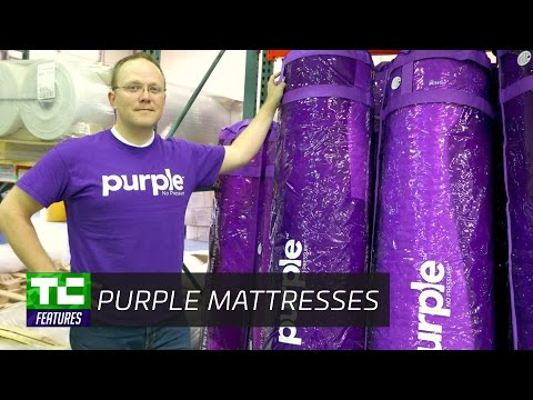 Purple, a Utah mattress startup you've probably never heard of, is on track to unicorndom