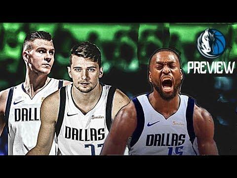 НБА Превью межсезонья 2019 | Dallas Mavericks