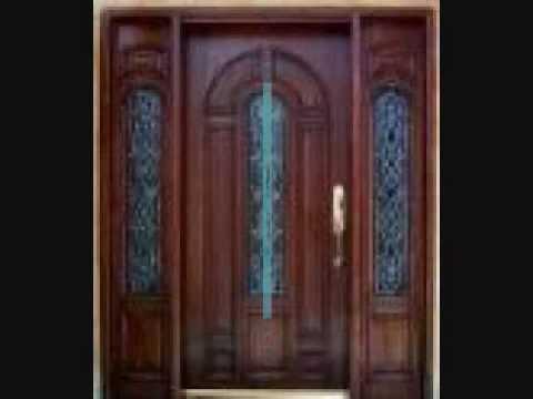 Puertas modernas de madera videos videos relacionados for Catalogo de puertas de madera modernas
