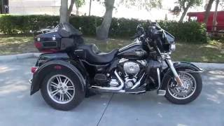3. Used Harley Davidson Trike - 2013 Harley Triglide