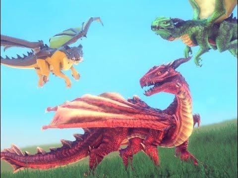 Unka the Dragon for Unity