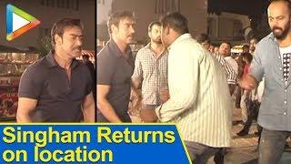 Nonton Singham Returns: Exclusive on location in Hyderabad Film Subtitle Indonesia Streaming Movie Download