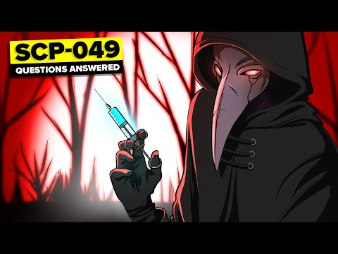 SCP-049 - What Actually is the Pestilence? The Plague Doctor Questions and Theories (SCP Animation)