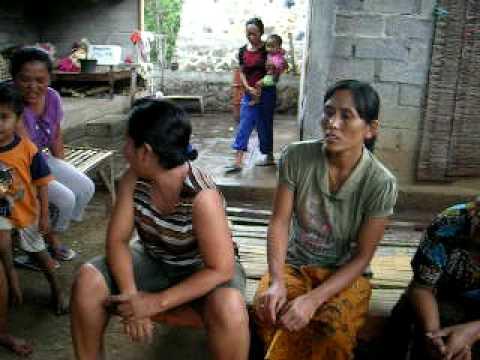 Bali 2009 familie leven