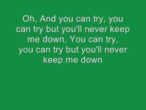 Scouting for girls - This Ain't A Love Song lyrics