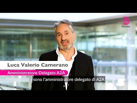Intervista a Valerio Camerano, AD di A2A | B Heroes