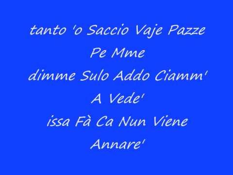 , title : 'gigi d'alessio annarè + testo'
