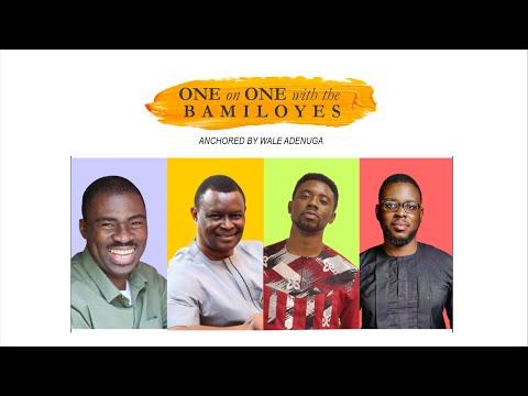 One on One with Mike Bamiloye, Damilola Mike-Bamiloye and Joshua Mike-Bamiloye   UPDATES AVAILABLE