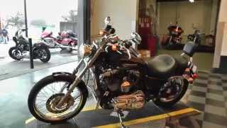 4. 401627 - 2010 Harley Davidson Sportster 1200 Custom XL1200C - Used Motorcycle For Sale