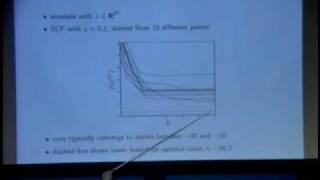 Lecture 11 | Convex Optimization II (Stanford)
