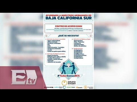 California - 22 de septiembre 2014 Grupo Imagen Multimedia se une a la desgracia que embarga a nuestros hermanos de Baja California porque #TodosSomosBCS Conoce los detalles de esta nota haciendo clíck...