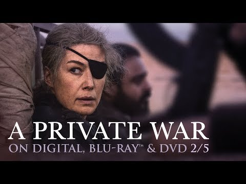 A Private War | Trailer | Own It Now On Blu-ray, DVD & Digital
