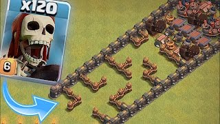 Video WALLBREAKERS ONLY MAZE!!!🔸HARDEST CHALLENGE EVER!!!🔸Clash Of Clans 😀 MP3, 3GP, MP4, WEBM, AVI, FLV Agustus 2017