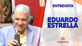 Entrevista a Eduardo Estrella en El Mañanero