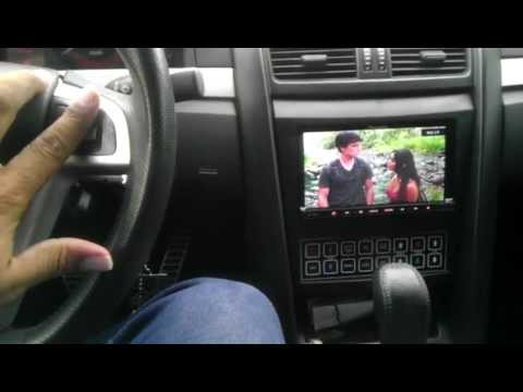 2009 Pontiac G8 GT Aftermarket Radio Install