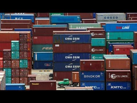 ΔΝΤ: Ο εμπορικός πόλεμος ΗΠΑ – Κίνας «καίει» την παγκόσμια οικονομία…