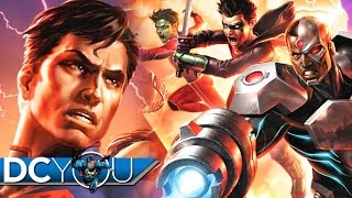 Nonton Justice League vs Teen Titans (2016) Movie Review Film Subtitle Indonesia Streaming Movie Download