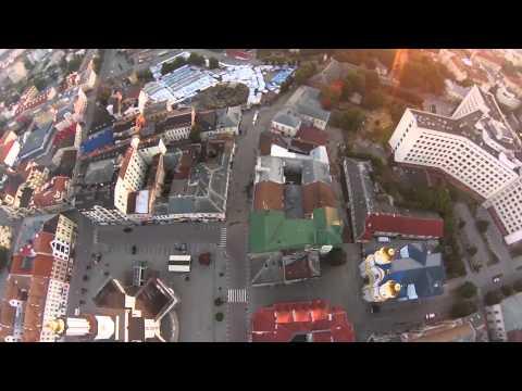 Ivano-Frankivs'k Drone Video