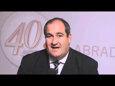 Abradee 40 Anos -  Eduardo Cesconeto de Souza   Diretor Comercial da Celesc
