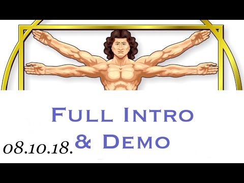 Your Body Never Lies intro & demo 081018-1