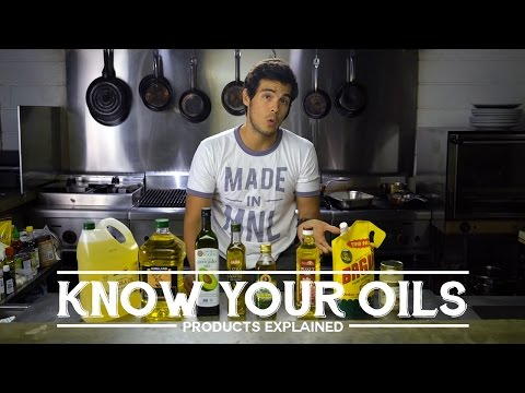Products Explained: Know Your Cooking Oils