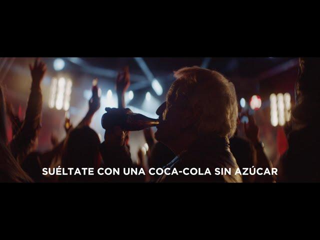 Descubre el gran sabor de Coca-Cola Zero Azúcar