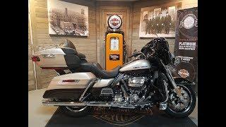 6. 2018 Harley-Davidson Electra Glide Ultra Limited FLHTK- Sumatra brown.
