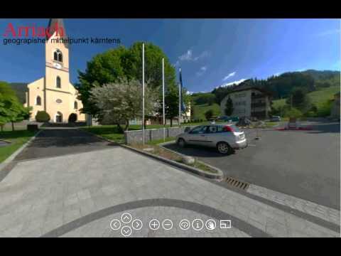 Arriach 360° Rundumsicht