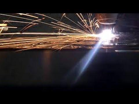35mm S235 (ST37) MALZEMENİN PLAZMA KESİMİ-- 35MM MILD STEEL PLASMA CUTTİNG