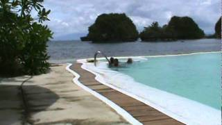 Western Samar Philippines  City new picture : Sarah and Christian in Marabut Western Samar Philippines 2010
