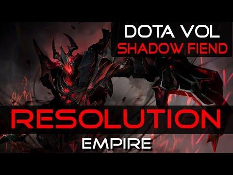 Best Shadow Fiend by Resolut1on