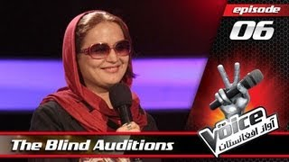 The Voice of Afghanistan - Blind Auditions 6th Episode
