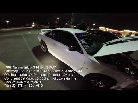 CVlog 58: Đua xe trái phép ở Mỹ-Part 2: Toàn các xe độ trên 500hp ra chạy như Fast&Furious - Thời lượng: 28 phút.