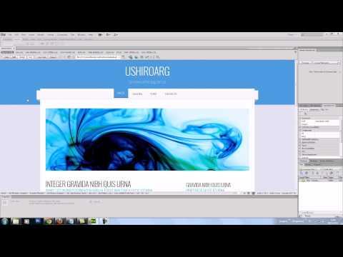 Sitio Web Parte 4 - Menús y Región editable de plantillas