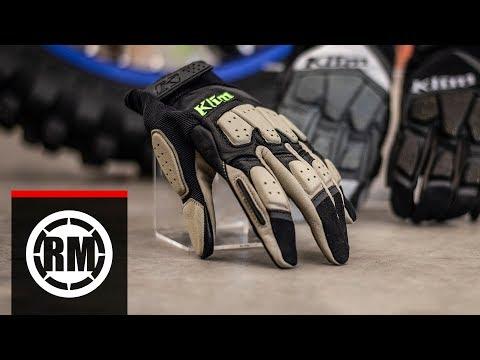 Klim Dakar Pro Dual Sport Motorcycle Gloves