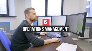 Operation Management Diploma