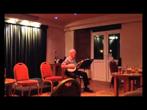 'Mean to Me' - Banjo John at Chorlton Folk Club