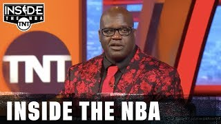 Was Warriors vs. Raptors the Game of the Year? | Inside the NBA