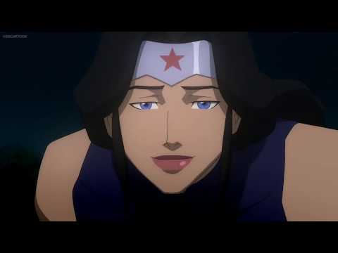 Justice League: War - Wonder Woman Joins the Fight