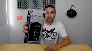 Topeak Ratchet Rocket Lite DX: Unboxing