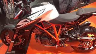 8. KTM 1290 Super Duke R | Intermot 2018