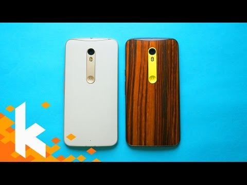 Youtube Video Motorola Moto X Style 32GB in white