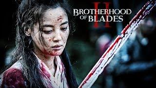 Nonton Brotherhood of Blades 2 | Trailer deutsch german HD | Actionfilm Film Subtitle Indonesia Streaming Movie Download