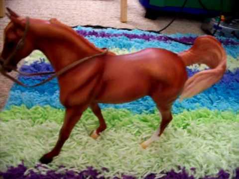 My Breyer Horse Christmas Eve Present! S JustaDream!