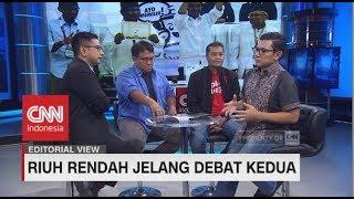 Video Riuh Rendah Jelang Debat Kedua di Mata Jurnalis (FULL) MP3, 3GP, MP4, WEBM, AVI, FLV Februari 2019